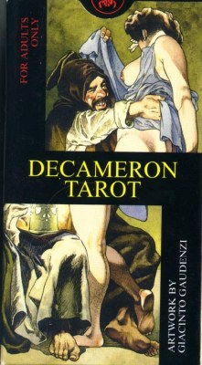DECAMERON TAROT галерея таро и значения  ETC1