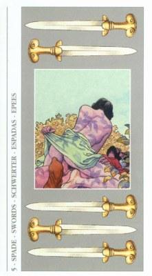 DECAMERON TAROT галерея таро и значения  - Страница 3 Swords05