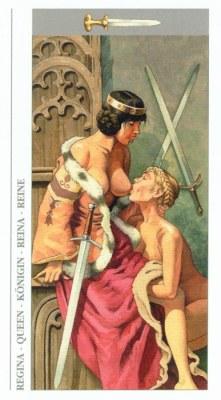 DECAMERON TAROT галерея таро и значения  - Страница 3 Swords13